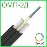 """Плоский кабель 2х4 мм с центральной трубкой (""""классик"""")"""