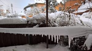Смерзание кабелей